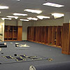UK Stadium Locker Room